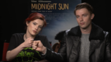 'Midnight Sun' stars Bella Thorne and Patrick Schwarzenegger talk on-screen chemistry