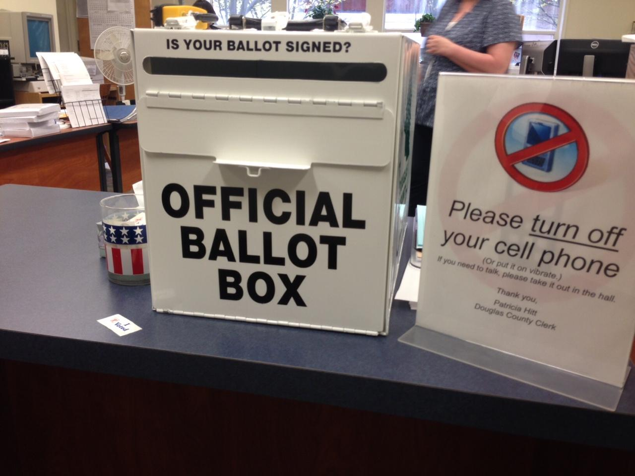 The Douglas County Special Election takes place on January 2, 2018. (File photo/SBG)