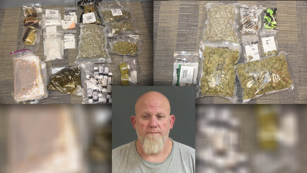 Deputies seize $100K in marijuana, cocaine, meth during West Ashley drug raid