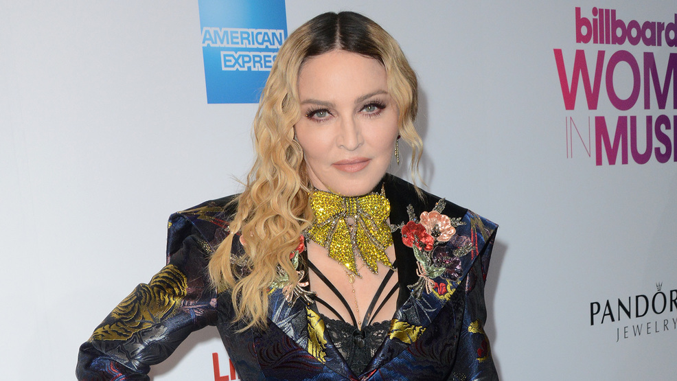Judge grants Madonna's request to block sale of 'highly personal' items