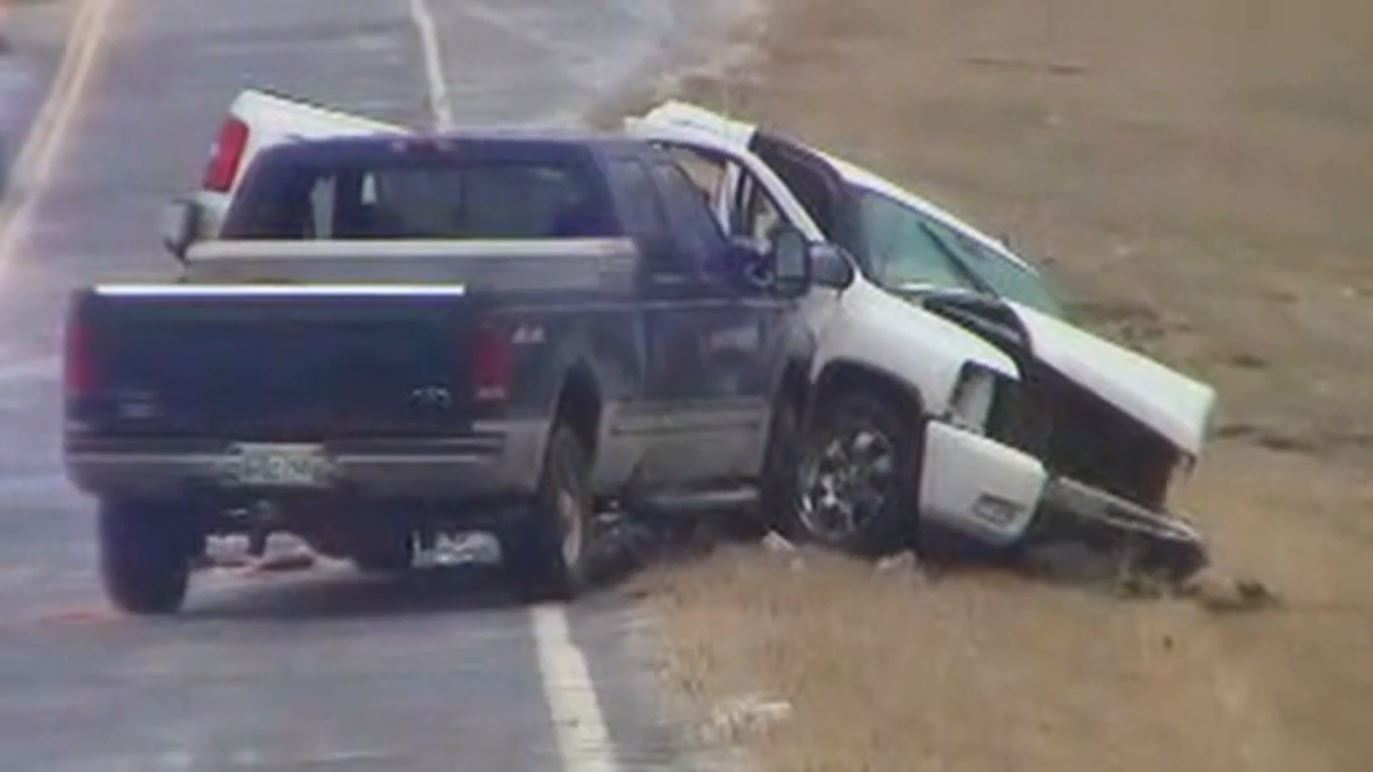 Deadly crash on Highway 16 near Bristow (KTUL)<p></p>