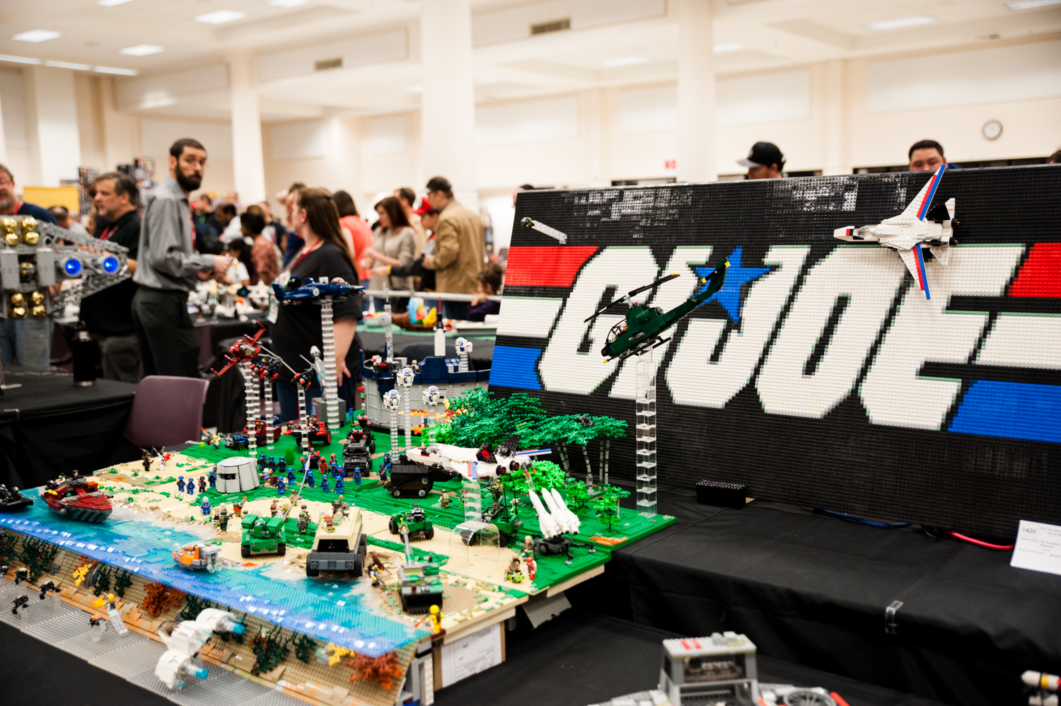 "Seattle Center Exhibition Hall is being taken over this weekend (Oct. 5-6) by LEGOS! Adult LEGO hobbyists from around the nation and world will be showing off thousands of models, and you can build your own masterpiece too at the Building Zone. Go on, Just Build It!{&nbsp;}<a  href=""https://www.eventbrite.com/e/brickcon-exhibition-october-5-october-6-2019-tickets-64141820913?aff=bcmain"" target=""_blank"" title=""https://www.eventbrite.com/e/brickcon-exhibition-october-5-october-6-2019-tickets-64141820913?aff=bcmain"">Tickets start at $11</a>{&nbsp;}and are still on sale now. (Image: Elizabeth Crook / Seattle Refined){&nbsp;}"