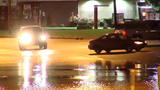 Overnight rains cause flash flooding in Chattanooga Friday morning