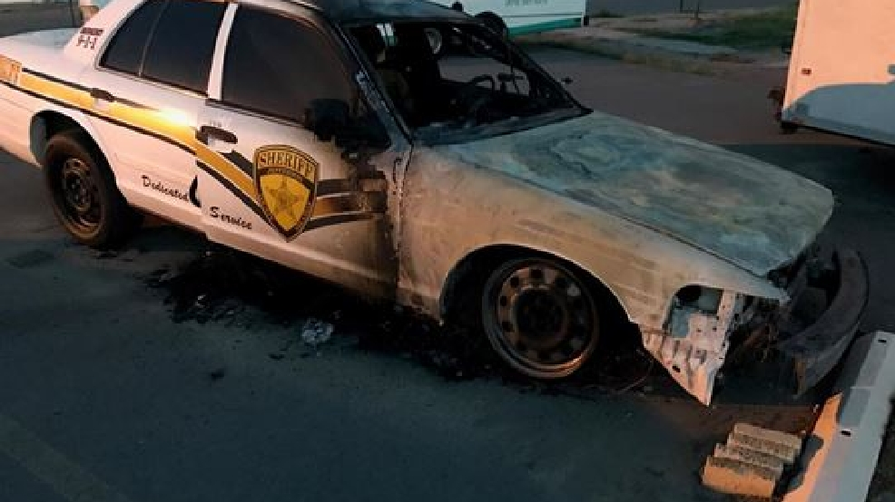 Jefferson County Sheriff S Office Investigates Cause Of Patrol Car