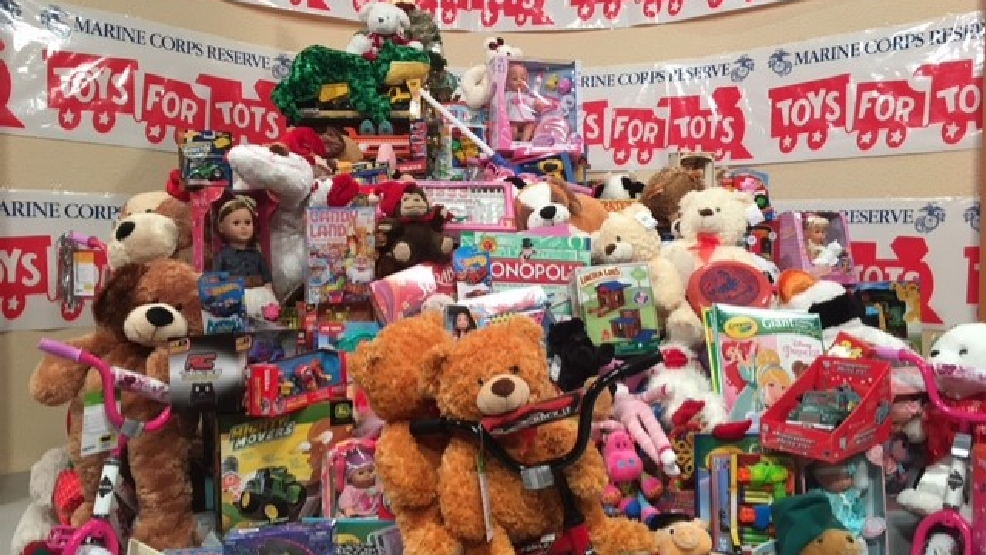 Toys For Tots 2017 Centurylink Seattle : Toys for tots seattle drop off locations wow