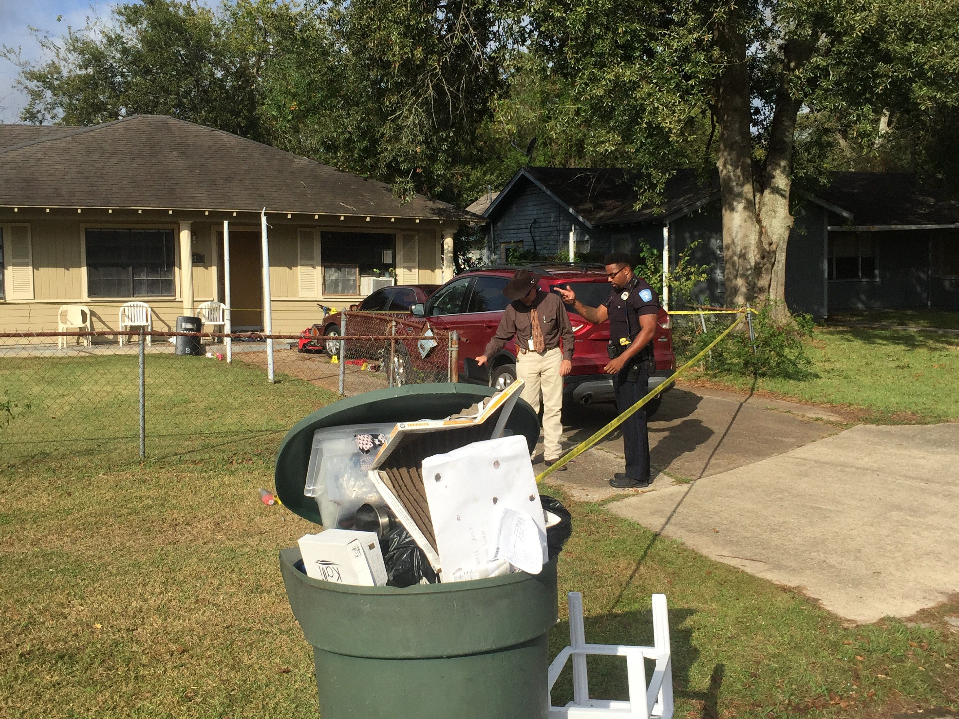 <p>Beaumont PD is investigating a shooting on Ranier Street near Blanchette and 11th streets.</p>