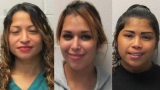 Harlingen police arrest three women in connection with a stabbing that occurred Wednesday