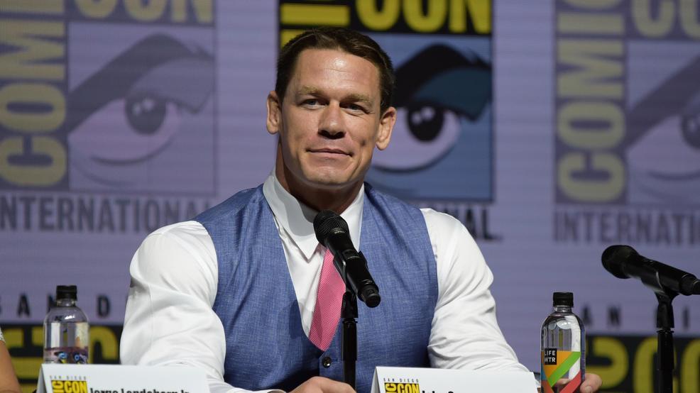 John Cena to receive SI\'s Muhammad Ali Legacy Award   WBFF