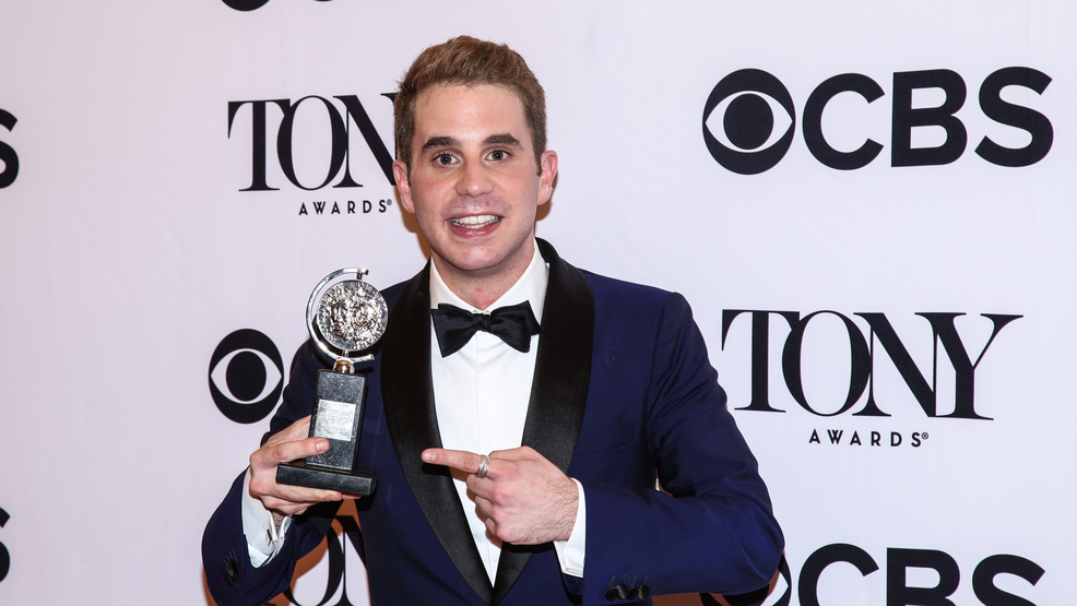 Dear Evan Hansen Lottery >> 'Dear Evan Hansen' wins big at 2017 Tony Awards | WLOS