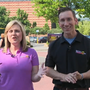 NewsChannel 9 hits the road for the final Friday or Riverbend
