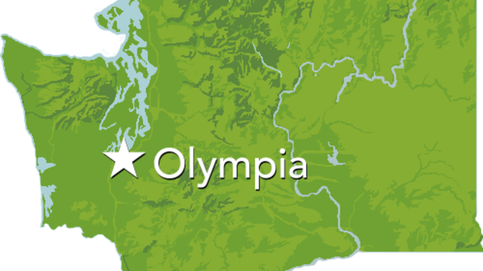 Olympia Evergreen State map-topo-vector.png