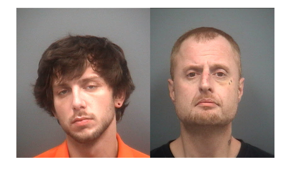 Two Men Charged With Operating A Meth Lab In Clare County