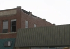 A building Cushing that had bricks fall off the top during the earthquake. (KOKH).JPG