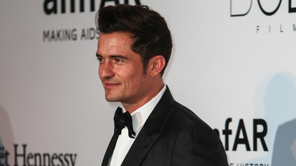 Orlando Bloom warned ex-wife Miranda Kerr about 'embarrassing' nude pictures
