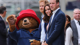 Royal Family pays a visit to children, runs into Paddington Bear