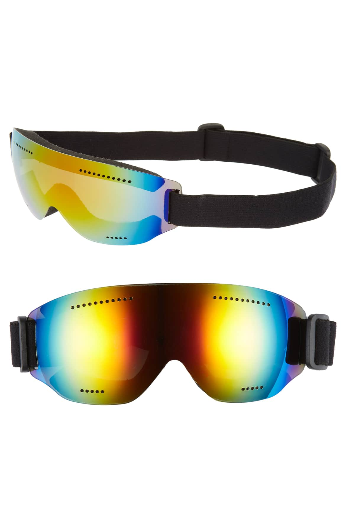 You'll look like a snow pro in sleek goggles designed with an eye-catching tint. $14.40 (Image: Nordstrom){ }