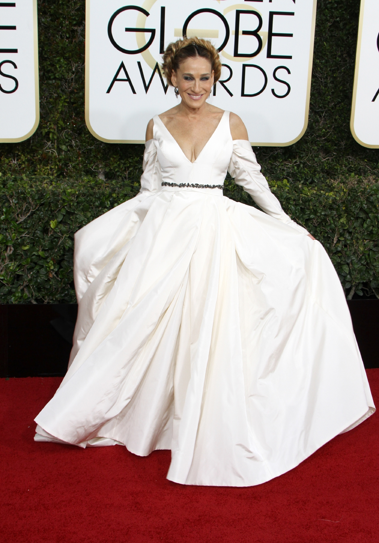 74th Annual Golden Globe Awards - Arrivals  Featuring: Sarah Jessica Parker Where: Beverly Hills, California, United States When: 08 Jan 2017 Credit: WENN.com