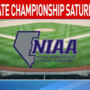 High State Baseball, Softball, and Track and Field results
