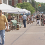 The Annual Waynesville Antique show spotlights the community
