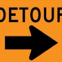 Detour on section of Kanawha Boulevard in Charleston to last about eight weeks