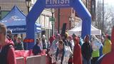 54th Lincoln Presidential Half Marathon with inspirational runners