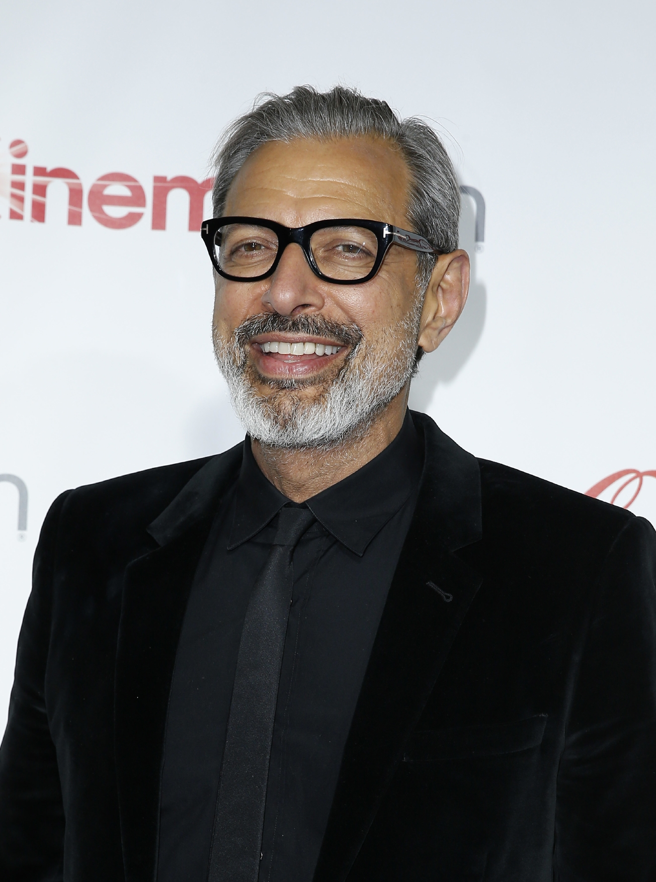 Jeff Goldblum at the CinemaCon Big Screen Achievement Awards at Caesars Palace Resort and Casino. (Judy Eddy/WENN.com)