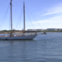 Portland-built schooner returns to the city after almost 50 years