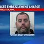 Former West Virginia Parkways Authority employee pleads guilty to embezzlement