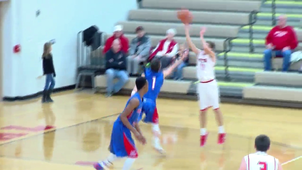 12.30.16 Video- Wheeling Park vs. Union Local- high school boys basketball