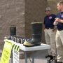 "Bradley County Fire Department kicks off ""Fill the Boot"" for muscular dystrophy"