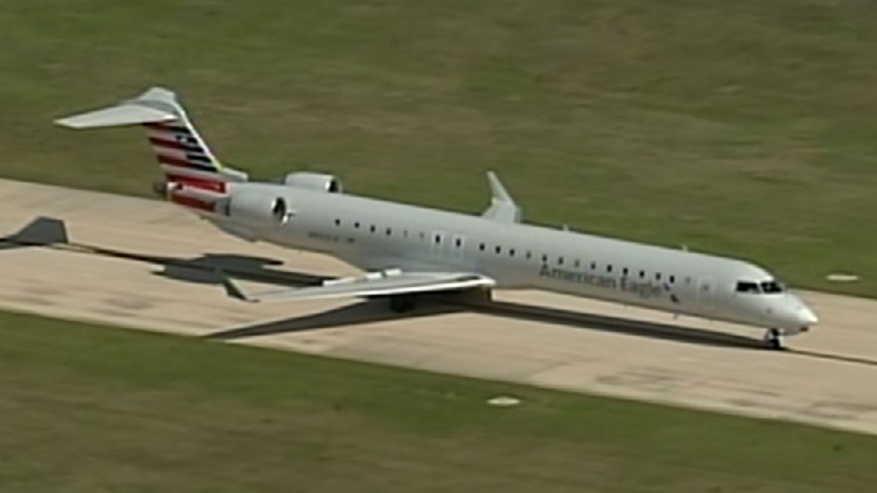 lands safely at San Antonio Int'l Airport after 'aircraft ...  lands safely at...