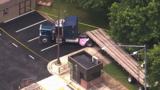 Driver dies after tractor-trailer rolls over him at weigh station in Maryland
