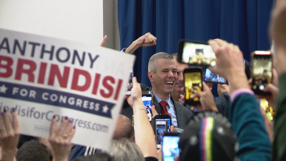 Democrat Brindisi Declares Victory Over In Cny Congressional Race Tenney Yet To Concede