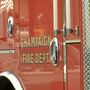 Champaign Fire Department responds to dumpster fire Monday