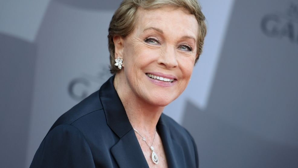 Julie Andrews turns 81 this weekend, and she's so much more than 'The Sound of Music'
