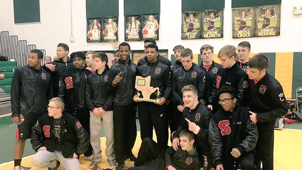 2.1.18 Video -Steubenville Big Red wins 4A Title at Bill Hinegardner OVACTeam Duals