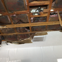 Apartment ceilings collapse in the Lower Valley