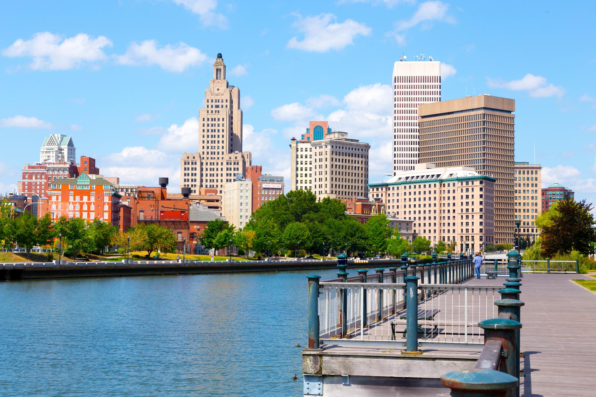 Often overshadowed by nearby Boston, Rhode Island's capital city of Providence has plenty to offer visitors – and is not afraid to let you know. From unique arts programming to outstanding food, here are five reasons to check out this scenic and friendly city. (Image: N.Millard/GoProvidence.com)