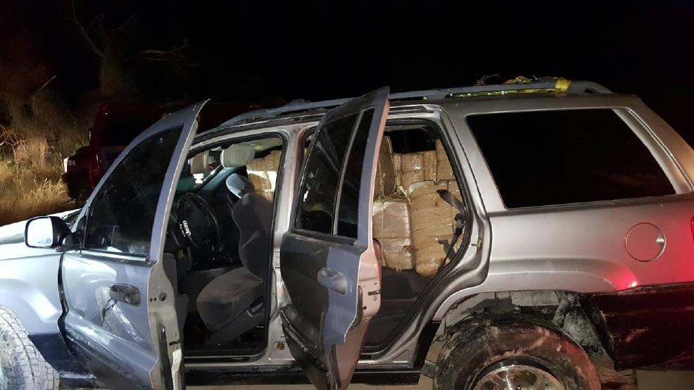 Presunto traficante lanza su vehículo y más de $1 millón en drogas ...