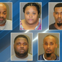 "MAJOR DRUG TAKEDOWN | 11 charged with peddling ""Black Magic"""