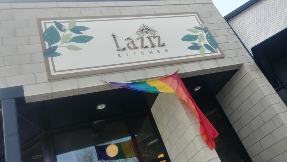 Pride flag vandalized for a third time at Salt Lake City restaurant