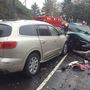 Two Oregon men die from injuries in head-on SUV crash