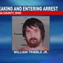 Gallia County breaking and entering suspect arrested, investigation continues