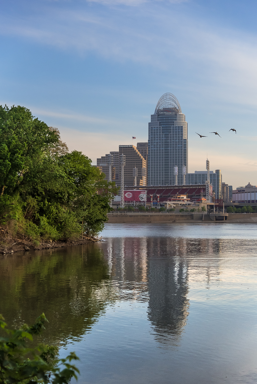The Cincinnati Visitors Bureau is tasked with promoting tourism and civic pride in and around the Cincinnati region. / Image: Phil Armstrong, Cincinnati Refined // Published: 9.4.18