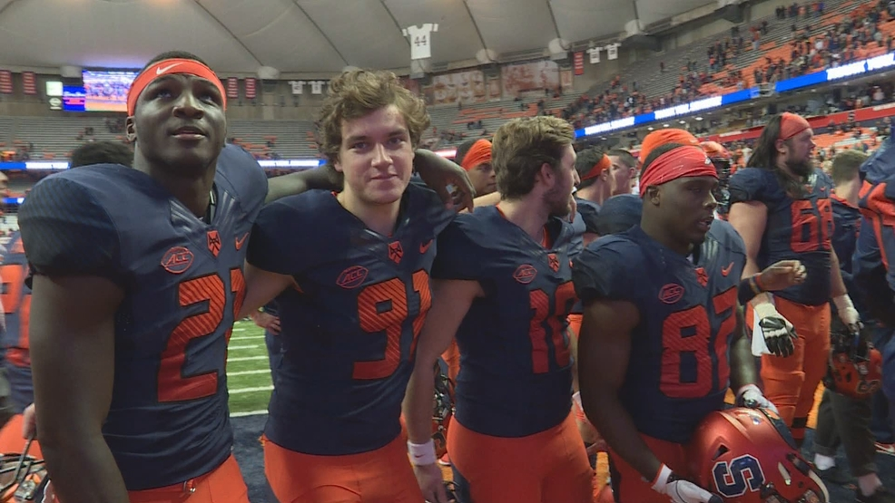 Syracuse places three on All-ACC Football first team 28458e0ee