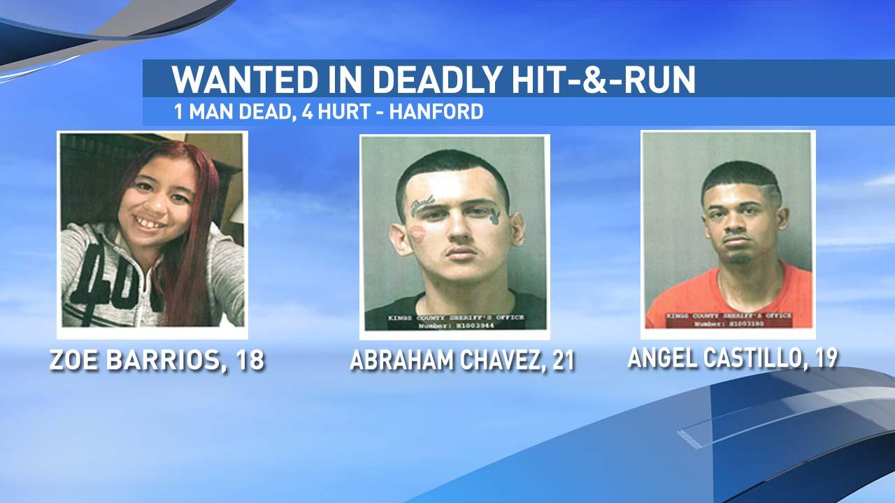 Wanted in deadly hit-&-run crash