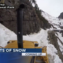 NBC MT Today:  Rain may slicken Highway 93 oil spill,  Glacier plows past Triple Arches