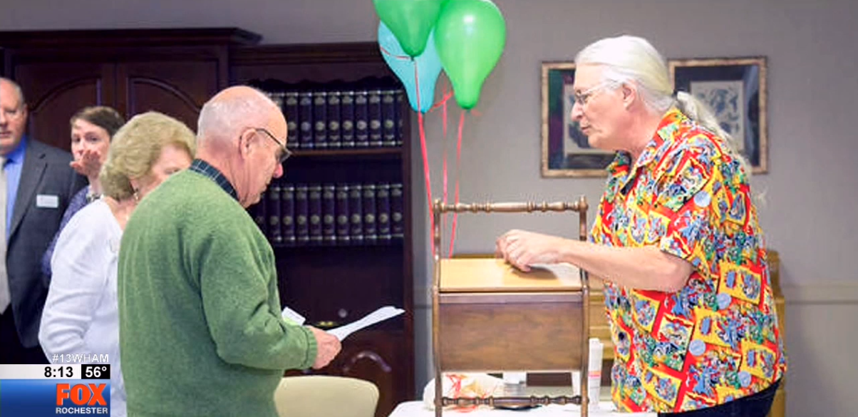 Cloverwood Senior Living's 3rd Annual Antiques Appraisal Day
