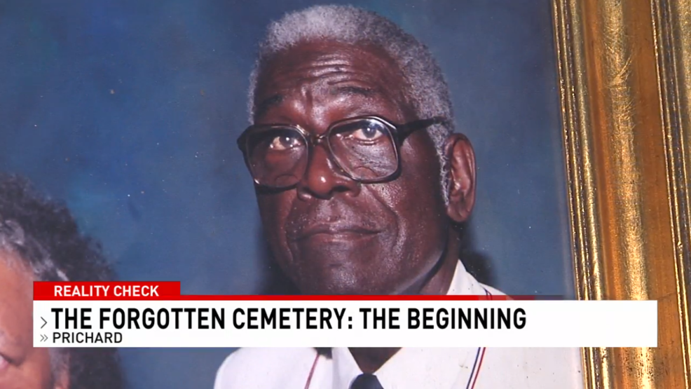 (WPMI) Albert carried out his plan without the approval of the city. He started burying people on this land. In the seventies, Prichard police arrested Albert Reese and accused him of burying people where he shouldn't.