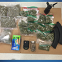 "$19K in marijuana, $400 in ""mushrooms"" seized at Crofton home"